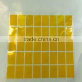 Die cut polyimide film Die cut electrical insulation tape                                                                                                         Supplier's Choice