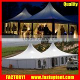Outdoor Gazebo 100-150 people Aluminium Tent Profile Large Pagoda Canopy Wedding Party Tent