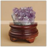 Natural amethyst crystal clusters wholesale