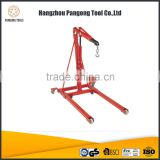 Hand Tool 1T Engine Crane Car Lifting Equipment Hardware Tool