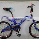 "20"" steel frame BMX bicycle bike china new bicycle from factory new model more tails"
