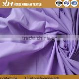 High quality plain style polyester cotton dyed fabric for trousers and garment manufacturer in China