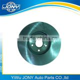 Car brake disc front brake disc rotor for TOYOTA 43512-12710                                                                         Quality Choice