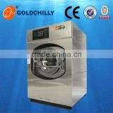 industrial washing machine barrier washer hospital use front load washer & dryer