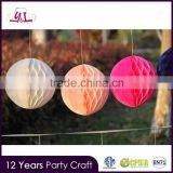 Agenda 2016 HoneyComb Chrismas Decoration Ball Wedding Wedding Decoration Chart Paper Craft Decoration