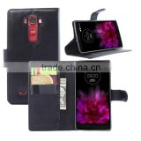 High Quality Stand Wallet Leather Case For LG G Flex 2