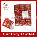 4g strawberry flavor instant tang juice powder