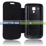 Flap battery cover for Samsung Galaxy S3 mini I8190/S3 mini unite your phone and protection in one