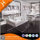 Jewelry Boutique Stainless Steel Retail Shop Fitting