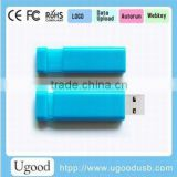 Factory stretchable usb pendrive,custom blue,pink, color pen drives,3year quality warranty pendrive usb