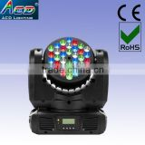 36*3w RGB beam led moving head light,led stage lights,led lighting factory