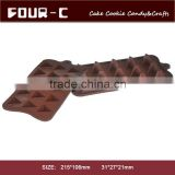 Functional silicone chocolate mould, ice mold, silicone snack machine