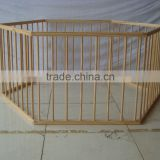 Safety Care Babies Wooden Playpen for boys
