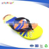 Popular rubber Men's Flip Flops Beach Sandals Beach Flat Shoes Summer Outdoor Sandals Slipper 100% High Quality