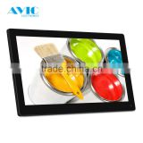 "11.6"" digital frame photo frmae led controller screen touch panel car advertising screen lcd monitor usb video media"
