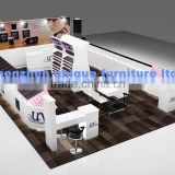 Customized nail polish display rack, nail polish display rack design, nail polish display booth for USA trade show