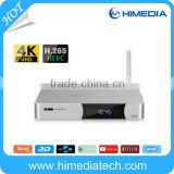 2016 OTA update online HiMedia Q5 pro quad core 4K android tv box google 5.1 arabic channels tv box iptv set top box