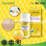 Bee Zin hot new products for 2016 Royal Jelly Sesamin Tablet