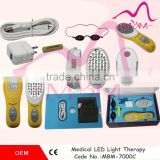 Skin care PDT/LED Collagen Light Therapy With Red Blue Yellow Green Colours Replaceable Head Led Light Therapy Machine Led Light Therapy Home Devices