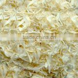 Dehydrated White onion Flakes kibbled
