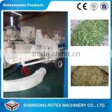 China supplier mobile chaff cutter/silage cutting machine/ensiling chaff cutter machinery