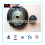 Hot selling machine cheap small rack and pinion gears made by whachinebrothers ltd