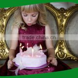 High efficiency cheap automatic birthday candle