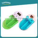 Toprank High Quality Pill Box Timer Medication Reminder Alarm,Advanced Mini Alarm Digital Pill Box With Timer