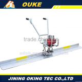2015 Best price concrete vibration ruler,automatic walking machine,concrete leveling machine