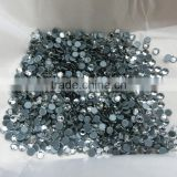 Crystal color hotfix rhinestone glass beads with glue
