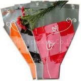custom color/size BOPP flower sleeves/wrapping