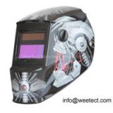 WeeTect Custom Welding Helmets