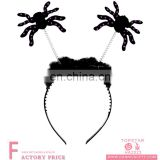 Halloween costume set accessories halloween spider pattern headpiece