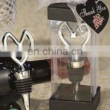 Heart Design Bottle Stopper