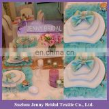 NP018C table plate mat for party and wedding decoration