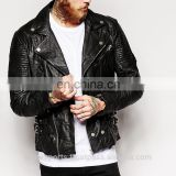 Blue Valentine Ryan Gosling 100% Real Leather Jacket For Men