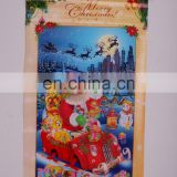 Promotional customized christmas hanging picture for gift