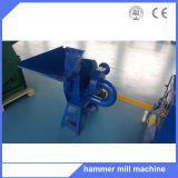 Capacity 100kg/h feeding material hammer mills grinder machine for sale