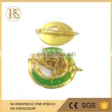 eagle golden metal pin clip