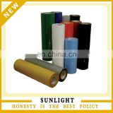PU korea heat transfer film/vinyl for cotton fabric wholesale