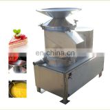 High capacity fresh egg breaking separating machine