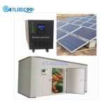Solar power cold storage room