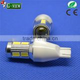 factory supply new type high quality led car auto lightings T15 5630 6smd with CreeXT-E car LED bulb