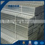 Q195/Q235 hot dipped metal scaffold plank/boards/deck,scaffolding walking board from china supplier