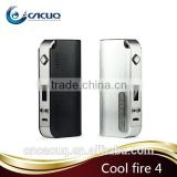 wholesale innokin cool fire 4 case TC 100W Kit VS iSubV atomizer with 3300mAh TC100 mod innokin coolfire 4