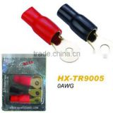 High Quality Red And Black Color Composit Car Brass Battery Terminal