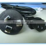 Electrical tool/cooker use power cord