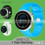 Bluetooth smart watch C5 Waterproof WristWatch Sport Pedometer Smartwatch Watches inteligente Relojes del reloj