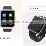 "Smart Watch Q1 1.54"" Display Android 5.1 3G WiFi GPS Bluetooth Fitness Tracker NANO Sim Card Clock Phone For IOS Android"