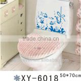 the toilet sticker fish wholesale home decor,wall decal